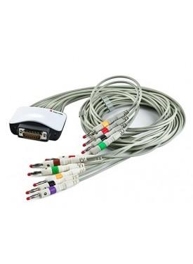 Câble ECG pour boitiers...